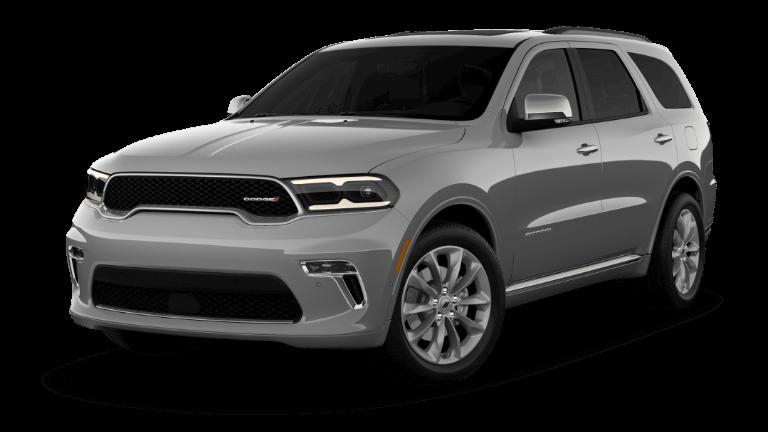 2021 Dodge Durango Citadel Trim Options in Indianapolis