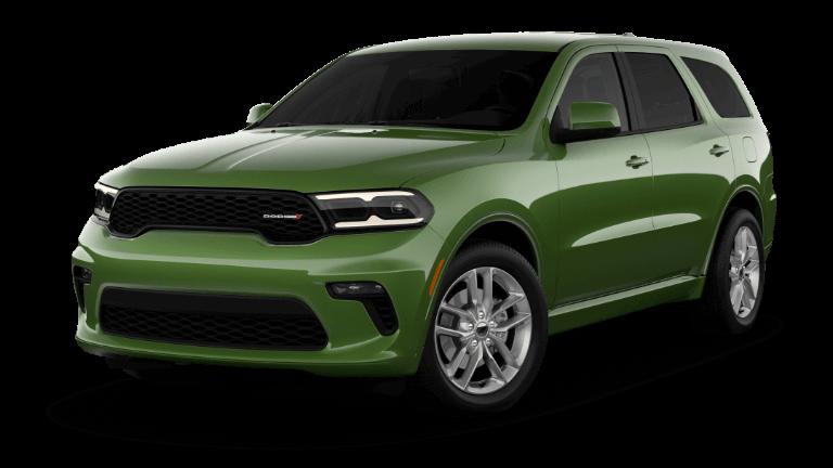2021 Dodge Durango GT Trim Options in Indianapolis