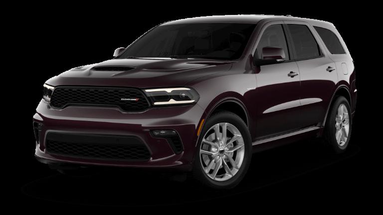 2021 Dodge Durango RT Trim Options in Indianapolis