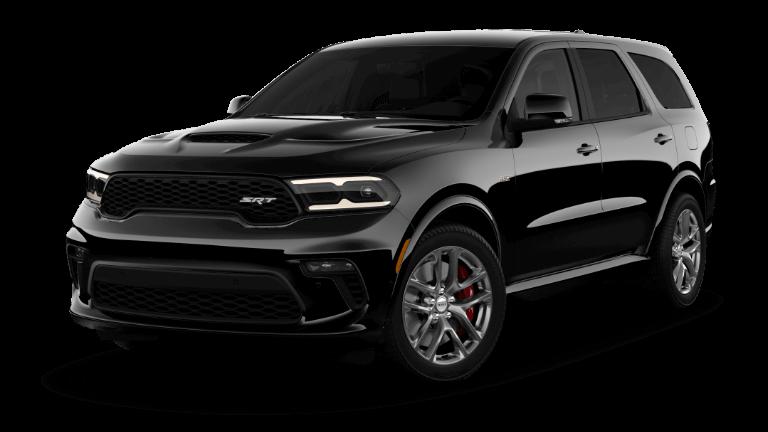 2021 Dodge Durango SRT Trim Options in Indianapolis