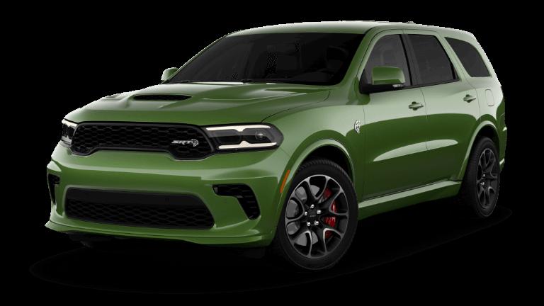 2021 Dodge Durango Color Options in Indianapolis, IN