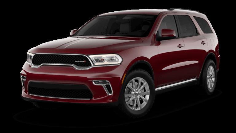 2021 Dodge Durango SXT Plus Trim Options in Indianapolis