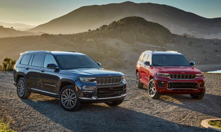 2021 Jeep Grand Cherokee L for sale in Indianapolis, IN - Champion CDJR