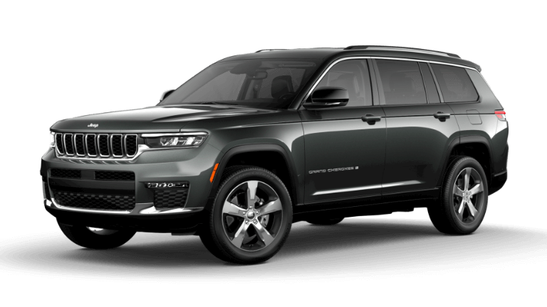 2021 Jeep Grand Cherokee L Limited Trim Option in Indianapolis, IN - Champion CDJR