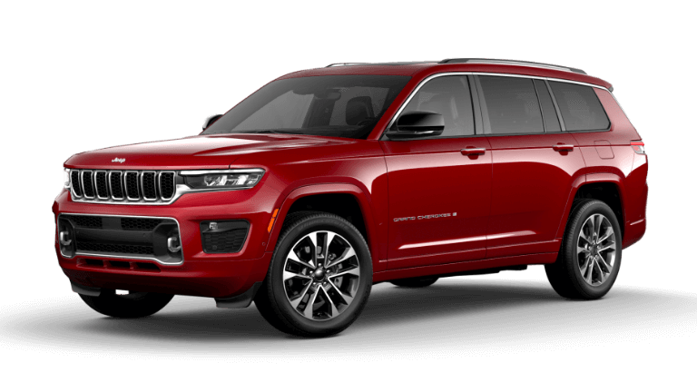 2021 Jeep Grand Cherokee L Overland Trim Option in Indianapolis, IN - Champion CDJR