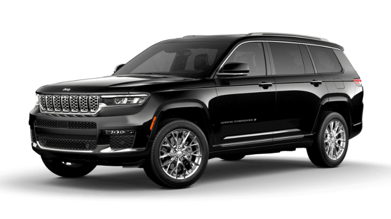 2021 Jeep Grand Cherokee L Summit Trim Option in Indianapolis, IN - Champion CDJR