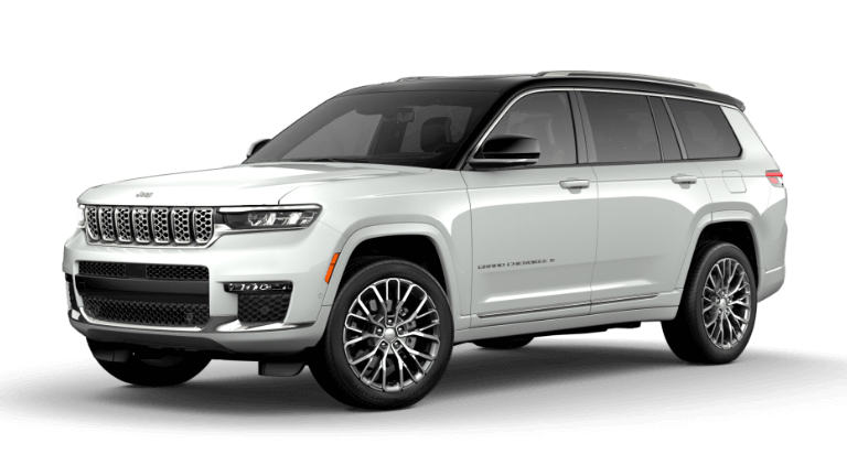 2021 Jeep Grand Cherokee L Summit Reserve Trim Option in Indianapolis, IN - Champion CDJR