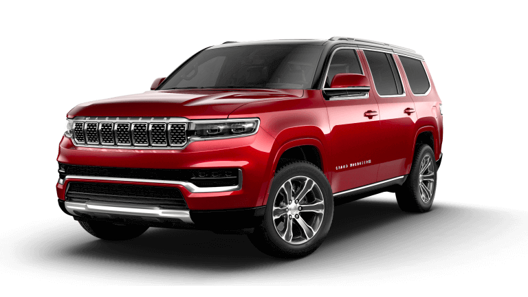 2022 Jeep Wagoneer Series I Trim Option in Indianapolis, IN - Champion CDJR