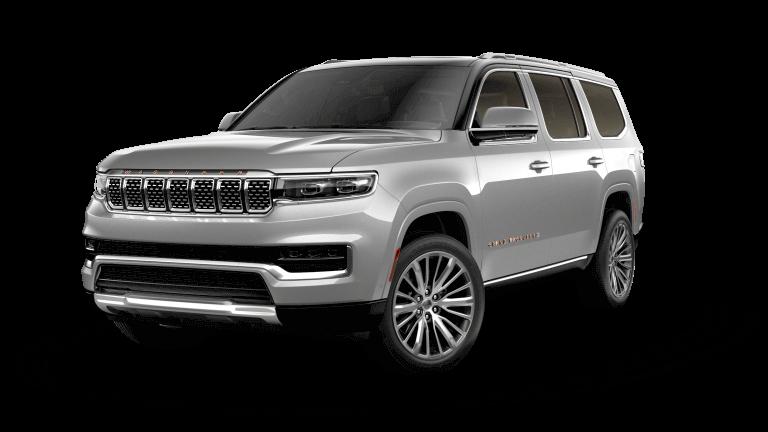 2022 Jeep Grand Wagoneer Series III Trim Option in Indianapolis, IN - Champion CDJR