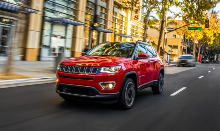 2022 Jeep Compass Key Features and Design - Champion CDJR