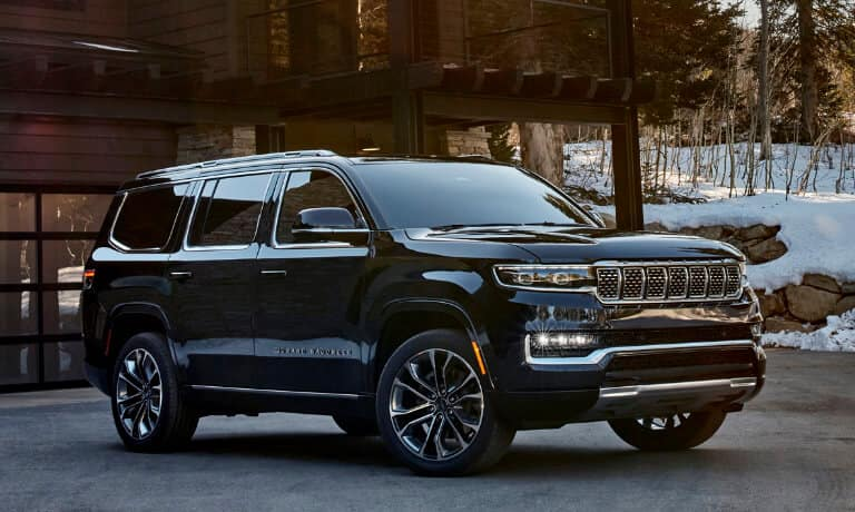 2022 Jeep Grand Wagoneer Preview in Indianapolis, IN