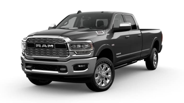 2021 Ram 2500 Limited exterior