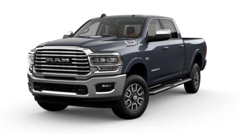 2021 Ram 2500 Limited Longhorn exterior