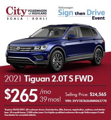 2021 Tiguan