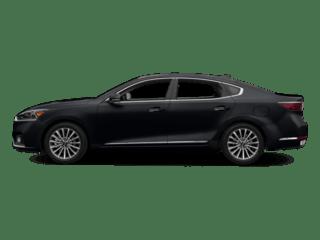 2018 Kia Cadenza Sideview
