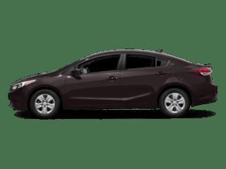 2018 Kia Forte Sideview