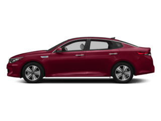 2018 Kia Optima Hybrid Sideview