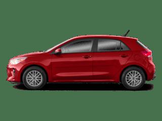 2018 Kia Rio 5-door Sideview