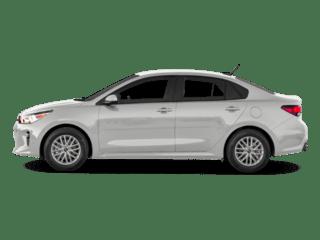 2018 Kia Rio Sideview