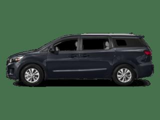 2018 Kia Sedona Sideview