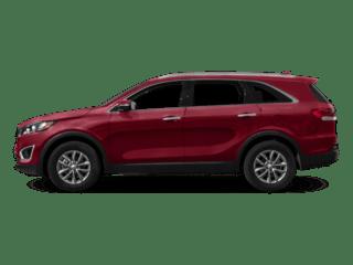 2018 Kia Sorento Sideview