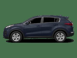 2018 Kia Sportage Sideview
