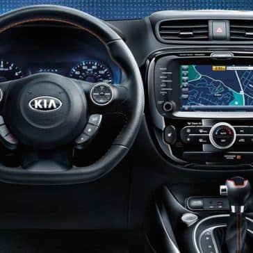 2019 Kia Soul interior hero