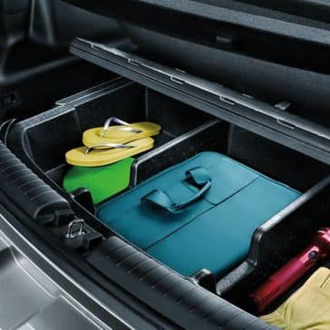 2019 Kia Soul interior rear luggage
