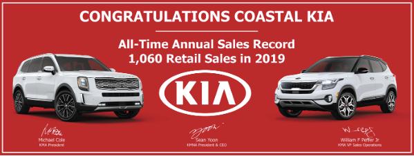 Congratulations 2019 Sales Record