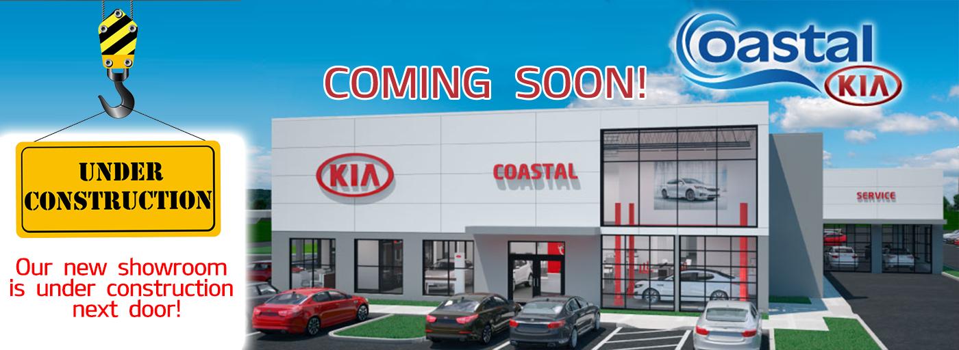 Coastal KIA - New Showroom