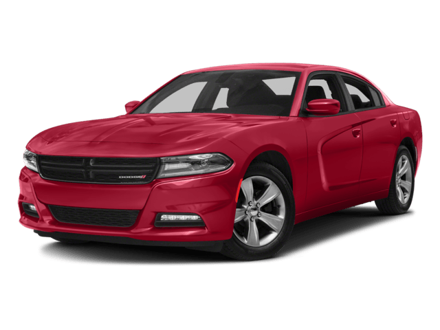 2018 Dodge Charger Angled