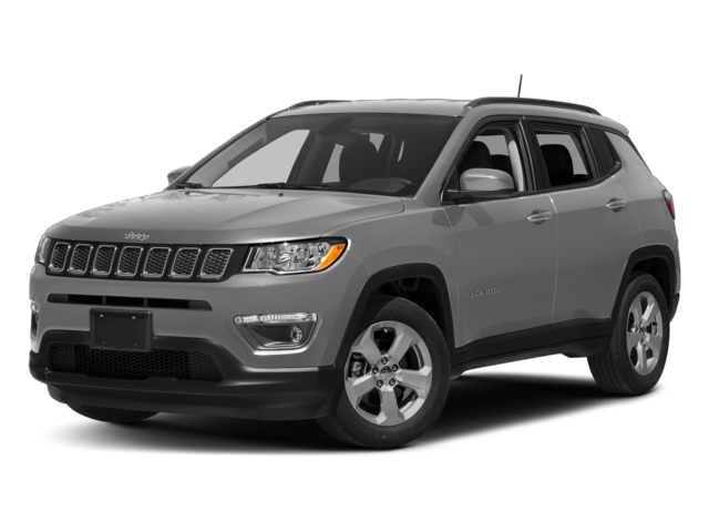 2018 Jeep Compass Angled