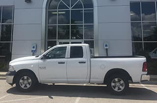 NEW 2018 RAM 1500 Tradesman Quad Cab