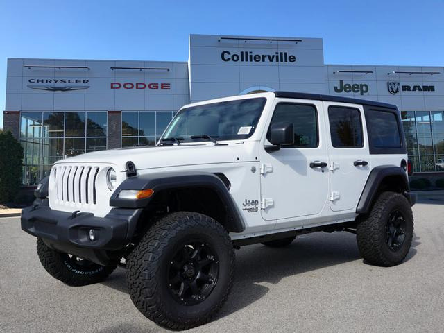 New 2018 Custom Jeep Wrangler Unlimited's