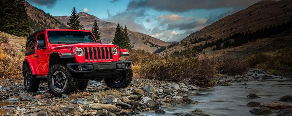 2018 Jeep Wrangler Color Options | Collierville CDJR