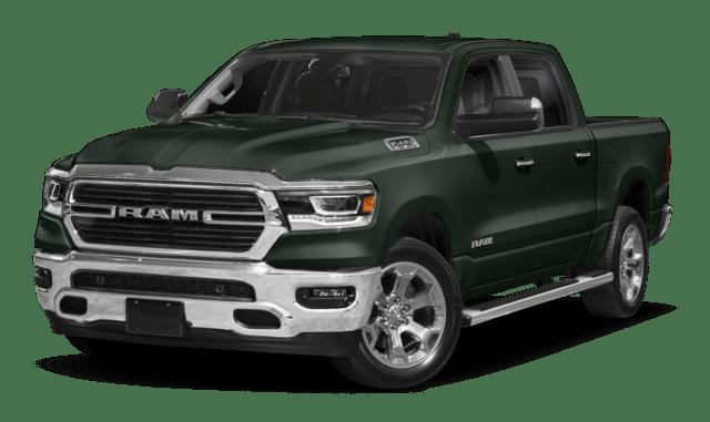 2019 Green RAM 1500