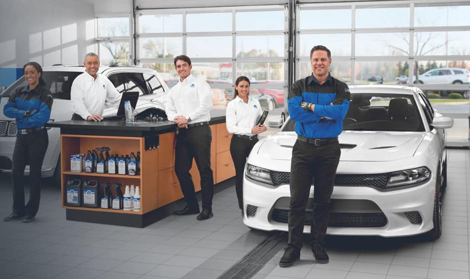 Mopar Parts and Service Overview | Collierville Chrysler