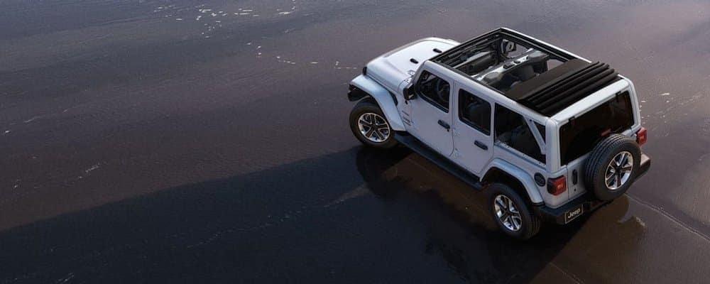 2018 Jeep Wrangler JL Retractible Top
