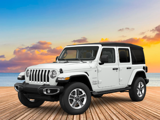 New Jeep Wrangler Unlimited JL