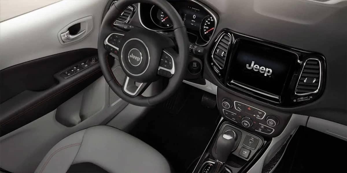 2019 Jeep Compass Dashboard
