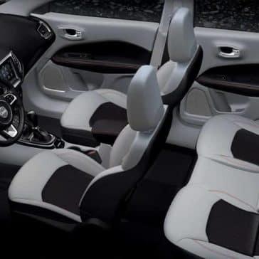 2019 Jeep Compass Interior Seating