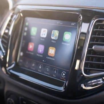 2019 Jeep Compass Display Screen