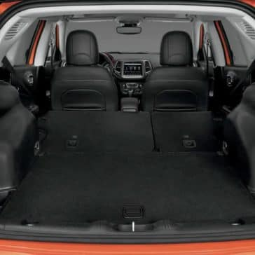 2019 Jeep Compass Cargo Area