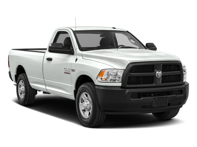 2018 ram 2500 side view