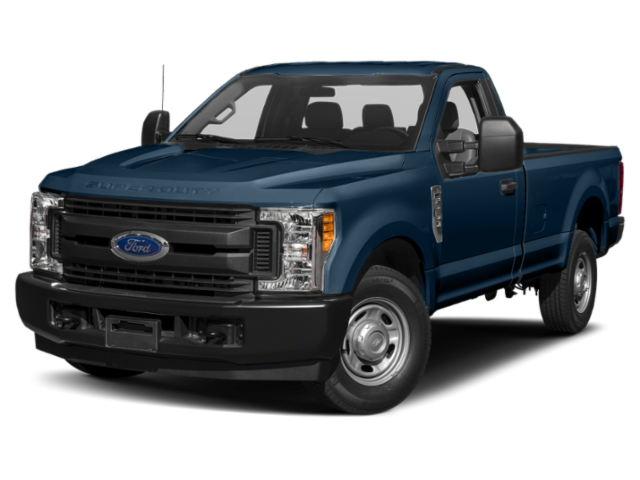 2019 f-250 side view