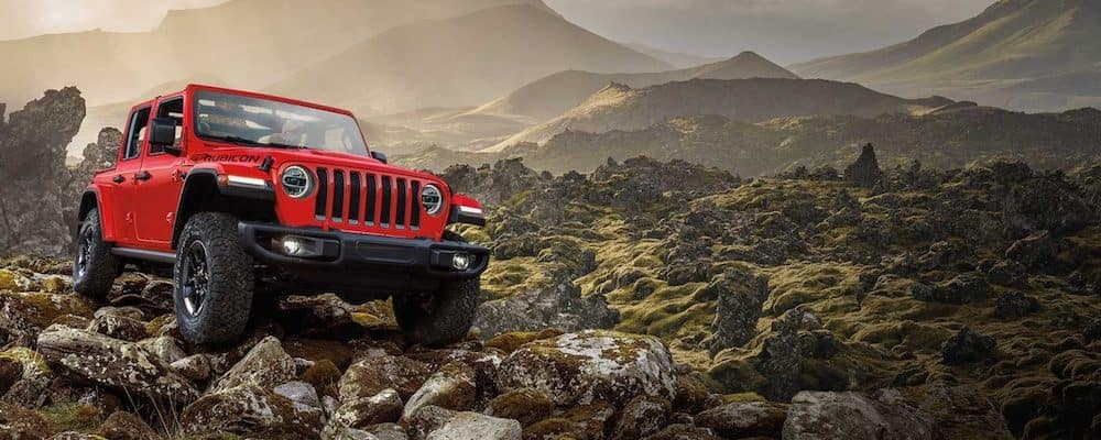 2019 rubicon on rocks
