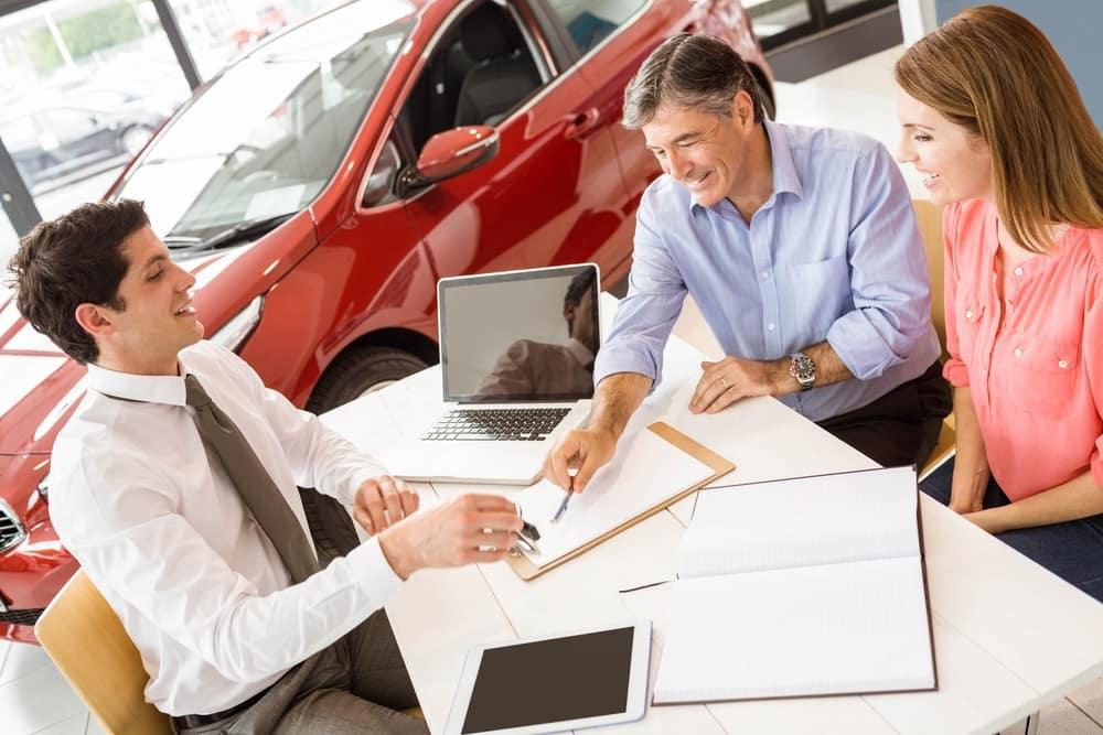 Car Loan at Dealership
