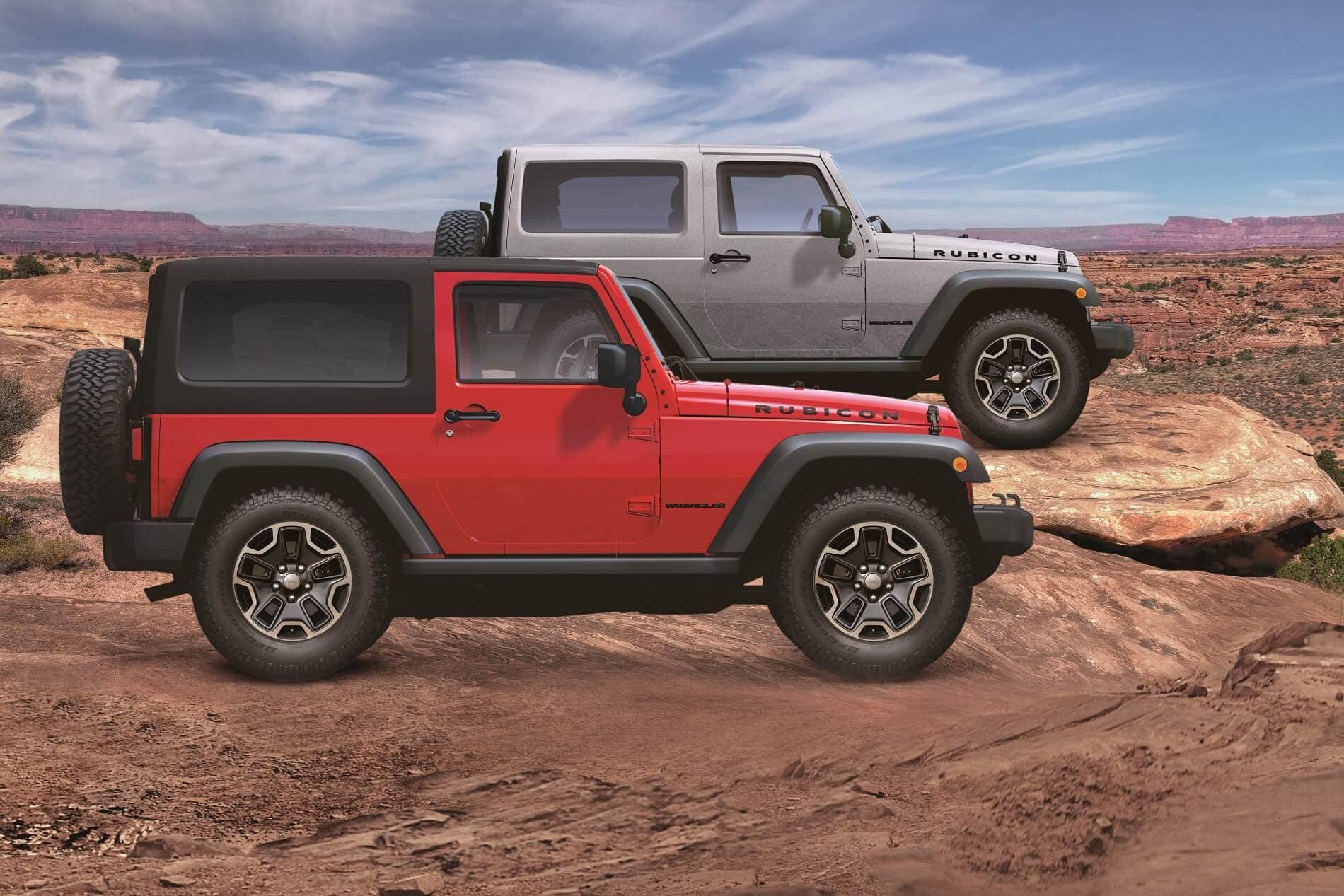 Jeep Wrangler Engine Specs