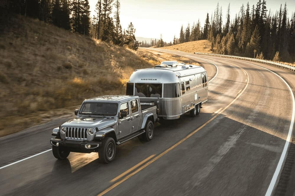 Jeep Gladiator Towing Power