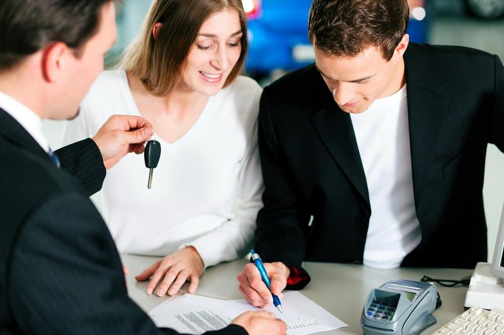 Loans & Leasing At Dealership